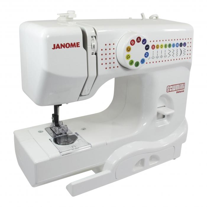 janome sew mini la machine coudre adulte pour enfants matri machines a coudre. Black Bedroom Furniture Sets. Home Design Ideas