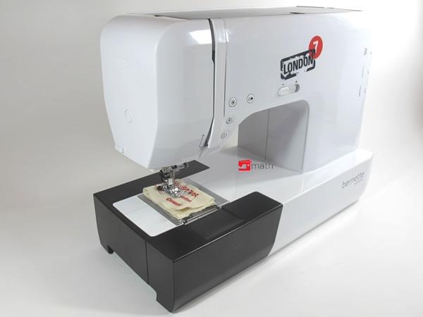 Machine coudre bernina bernette london 7 matri for Machine a coudre 7 ans