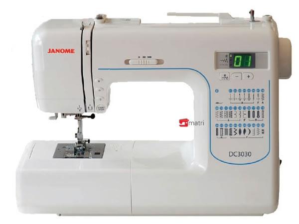 Acheter machine coudre janome for Machine a coudre darty