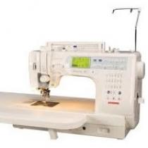 Janome Memory Craft 6600 Machine à coudre professionnelle