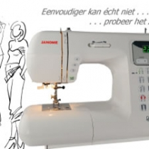 Janome DC 4030 occasion