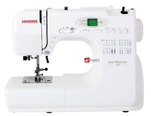 Janome jem platinum 720 matri machines a coudre for Machine a coudre klein
