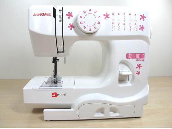 Janome sew mini, la machine à coudre adulte pour enfants - Matri ...