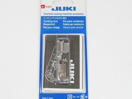 Pied Cordon 16677 pour surjeteuse Juki