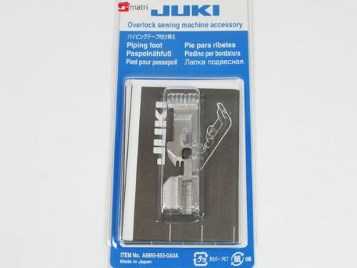 Pied Passepoil 17141 pour surjeteuse Juki