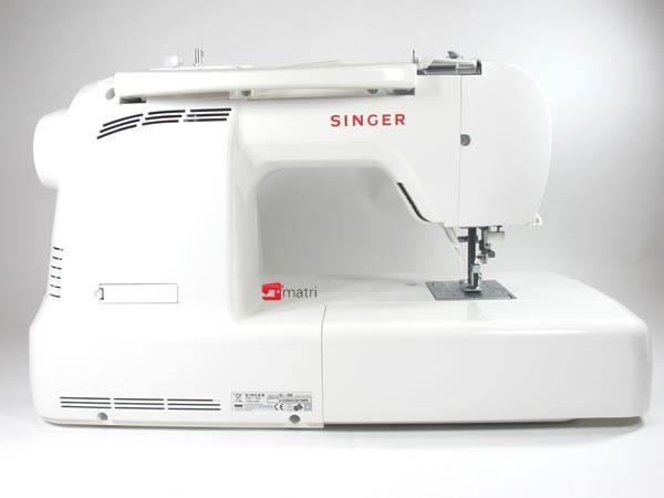 Singer xl 400 futura machine coudre et broder for Coudre a futur
