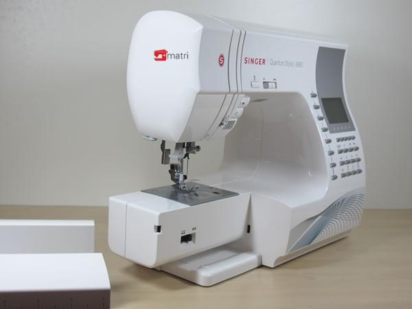 singer quantum le sewing machine