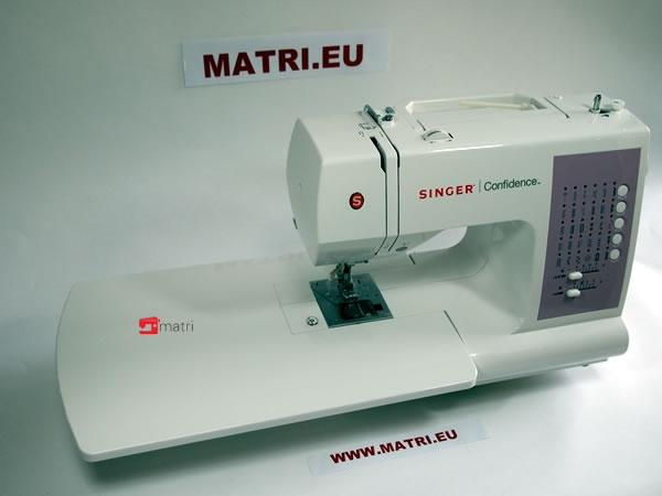 singer 7463 matri 11 max. Black Bedroom Furniture Sets. Home Design Ideas