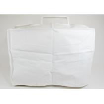 Housse de protection poussière pour machine à coudre (plastique)