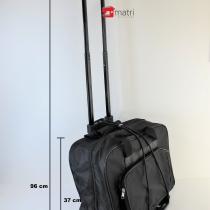 Valise trolley pour machine à coudre