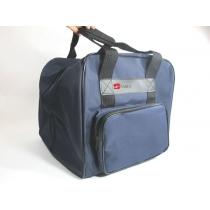 Joli sac pour surjeteuse, costeau
