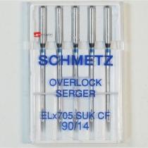 Schmetz Aiguilles EL x  705 SUK CF