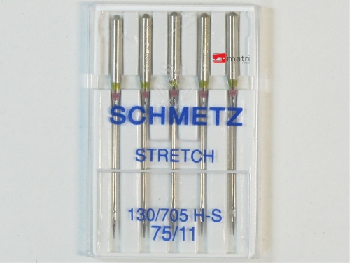 Schmetz Aiguilles stretch taille 75