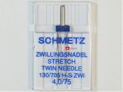Schmetz Aiguille-double  4 / 75