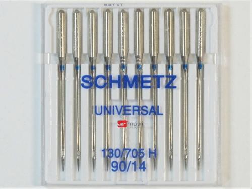 Schmetz Aiguilles pour machines à coudre taille 90